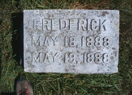 BETTIN, FREDERICK - Hancock County, Iowa | FREDERICK BETTIN