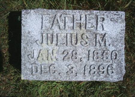 BETTIN, JULIUS M - Hancock County, Iowa | JULIUS M BETTIN