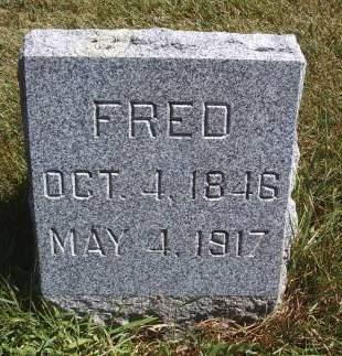 BOCK, FRED - Hancock County, Iowa | FRED BOCK