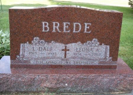 BREDE, L DALE - Hancock County, Iowa | L DALE BREDE