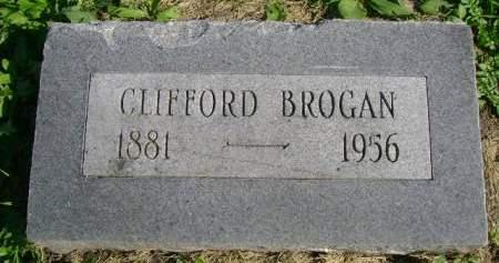 BROGAN, CLIFFORD - Hancock County, Iowa | CLIFFORD BROGAN