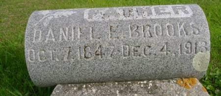 BROOKS, DANIEL E - Hancock County, Iowa | DANIEL E BROOKS