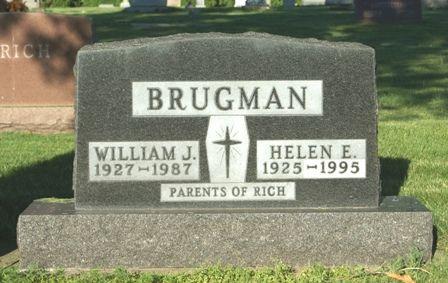 BRUGMAN, WILLIAM J - Hancock County, Iowa   WILLIAM J BRUGMAN
