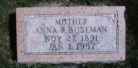 BUSEMAN, ANNA - Hancock County, Iowa | ANNA BUSEMAN