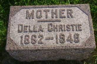 CHRISTIE, DELLA - Hancock County, Iowa | DELLA CHRISTIE