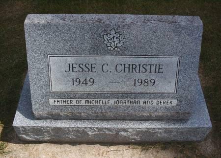 CHRISTIE, JESSE - Hancock County, Iowa | JESSE CHRISTIE
