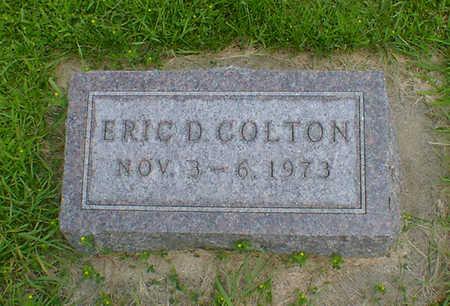 COLTON, ERIC D - Hancock County, Iowa | ERIC D COLTON