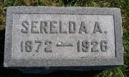 CUNNINGHAM, SERELDA A - Hancock County, Iowa | SERELDA A CUNNINGHAM