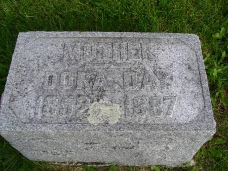 DAY, DORA - Hancock County, Iowa | DORA DAY