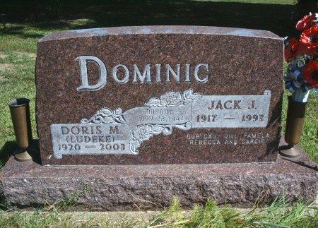DOMINIC, DORIS M - Hancock County, Iowa | DORIS M DOMINIC
