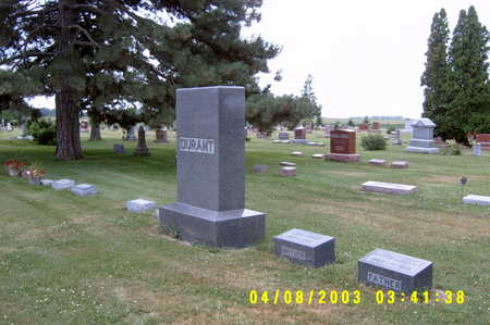 DURANT, FAMILY MONUMENT - Hancock County, Iowa | FAMILY MONUMENT DURANT