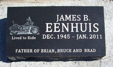 EENHUIS, JAMES B - Hancock County, Iowa | JAMES B EENHUIS