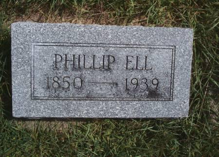 ELL, PHILLIP - Hancock County, Iowa | PHILLIP ELL