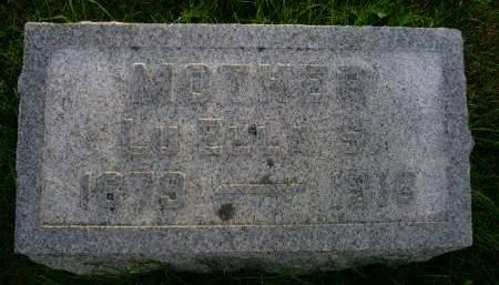 ENABNIT, LUELLA S - Hancock County, Iowa   LUELLA S ENABNIT