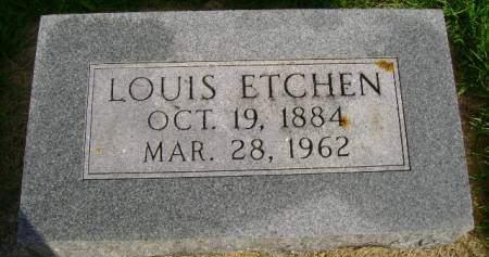 ETCHEN, LOUIS - Hancock County, Iowa | LOUIS ETCHEN