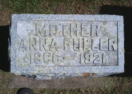 YAHNKE FULLER, ANNA - Hancock County, Iowa | ANNA YAHNKE FULLER