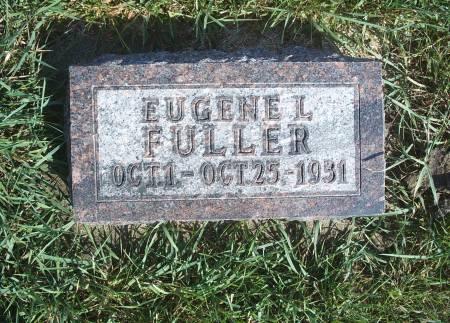 FULLER, EUGENE L - Hancock County, Iowa | EUGENE L FULLER