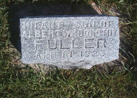 FULLER, INFANT - Hancock County, Iowa | INFANT FULLER