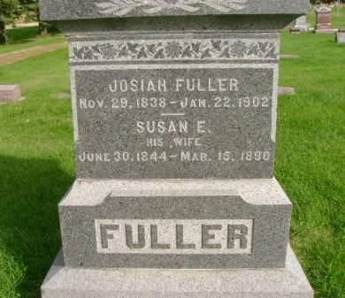 FULLER, SUSAN E - Hancock County, Iowa | SUSAN E FULLER