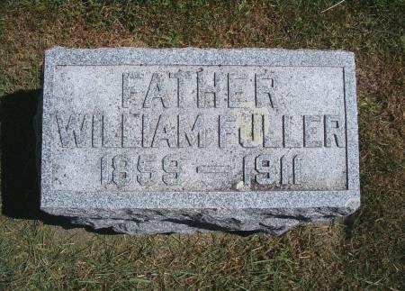 FULLER, WILLIAM - Hancock County, Iowa | WILLIAM FULLER