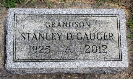 GAUGER, STANLEY D - Hancock County, Iowa | STANLEY D GAUGER
