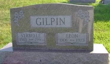 GILPIN, VERBELLE - Hancock County, Iowa | VERBELLE GILPIN