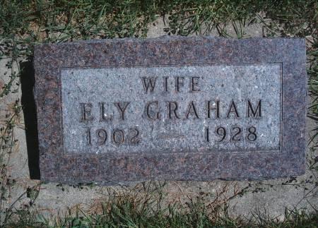 BROOKS GRAHAM, ELY - Hancock County, Iowa | ELY BROOKS GRAHAM