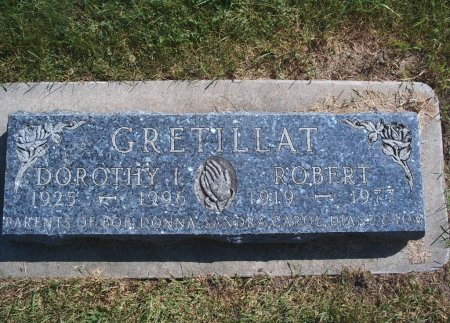 GRETILLAT, ROBERT - Hancock County, Iowa | ROBERT GRETILLAT