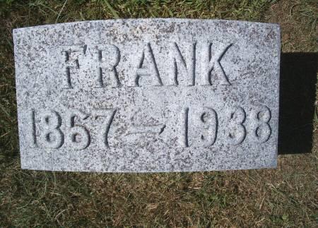 GRUETZMACHER, FRANK - Hancock County, Iowa   FRANK GRUETZMACHER
