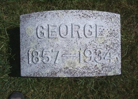 GRUETZMACHER, GEORGE - Hancock County, Iowa   GEORGE GRUETZMACHER