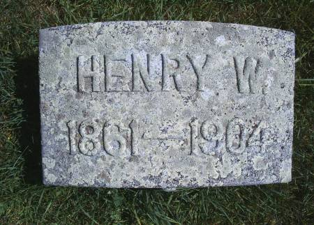 GRUETZMACHER, HENRY W - Hancock County, Iowa | HENRY W GRUETZMACHER