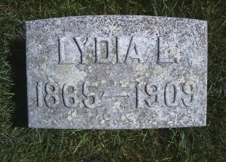KASTE GRUETZMACHER, LYDIA L - Hancock County, Iowa | LYDIA L KASTE GRUETZMACHER