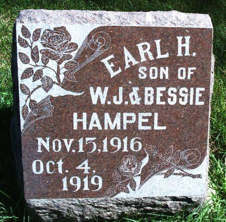 HAMPEL, EARL H - Hancock County, Iowa | EARL H HAMPEL