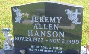 HANSON, JEREMY A - Hancock County, Iowa | JEREMY A HANSON