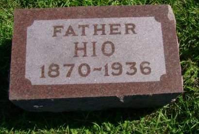 HARBERTS, HIO - Hancock County, Iowa   HIO HARBERTS