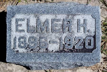 HARTBECKE, ELMER H - Hancock County, Iowa | ELMER H HARTBECKE