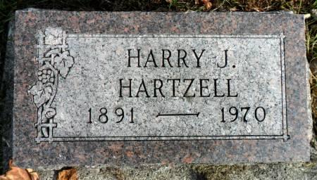 HARTZELL, HARRY J - Hancock County, Iowa | HARRY J HARTZELL