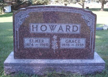 HOWARD, ELMER - Hancock County, Iowa | ELMER HOWARD