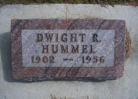 HUMMEL, DWIGHT R - Hancock County, Iowa | DWIGHT R HUMMEL