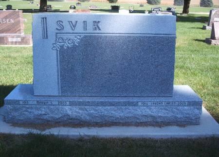 ISVIK, MARVIN S - Hancock County, Iowa | MARVIN S ISVIK