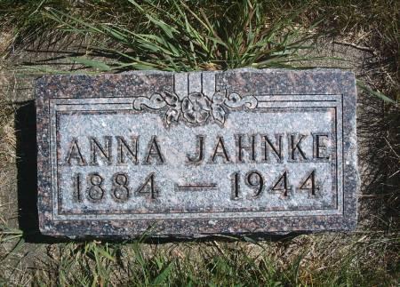 THEIMAN JAHNKE, ANNA - Hancock County, Iowa | ANNA THEIMAN JAHNKE