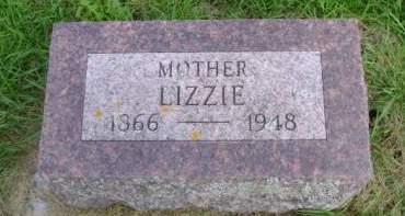 JOHNSON, LIZZIE - Hancock County, Iowa | LIZZIE JOHNSON
