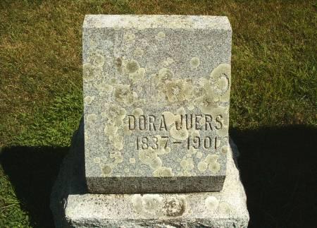 SCHLICHTING JUERS, DORA - Hancock County, Iowa | DORA SCHLICHTING JUERS