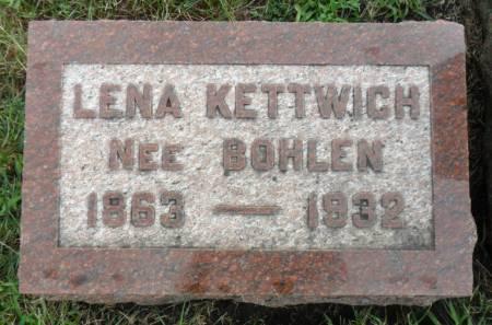 BOHLEN KETTWICH, LENA - Hancock County, Iowa | LENA BOHLEN KETTWICH
