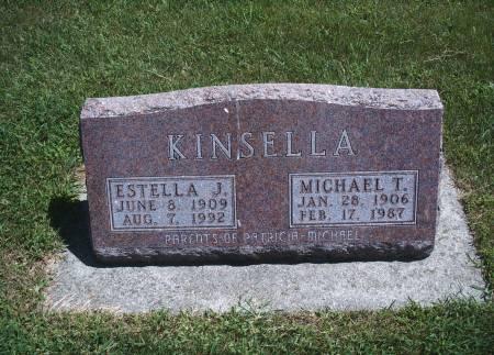 KINSELLA, MICHAEL T - Hancock County, Iowa | MICHAEL T KINSELLA