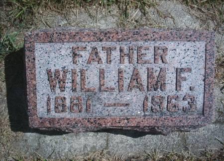 LAU, WILLIAM F - Hancock County, Iowa | WILLIAM F LAU
