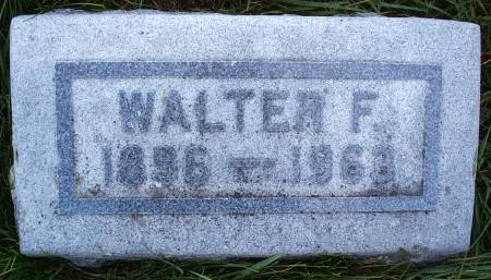 LAU, WALTER F - Hancock County, Iowa | WALTER F LAU