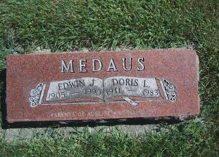 HEGINGER MEDAUS, DORIS L - Hancock County, Iowa | DORIS L HEGINGER MEDAUS