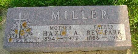 MILLER, PARK - Hancock County, Iowa | PARK MILLER