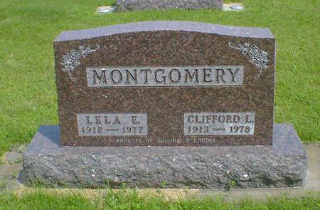 MONTGOMERY, CLIFFORD L - Hancock County, Iowa | CLIFFORD L MONTGOMERY
